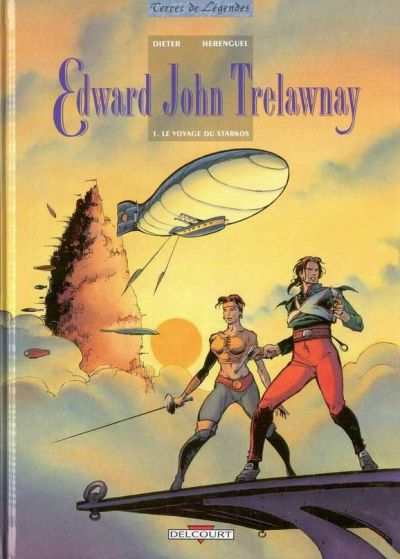Edward John Trelawnay - Complet [03 Tomes]