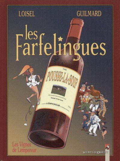 Les Farfelingues Tome 03