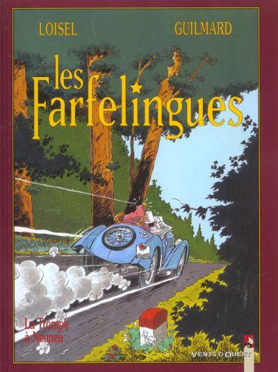 Les Farfelingues Tome 02