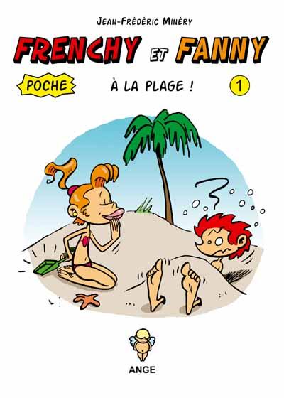 Couverture de Frenchy et Fanny -hs- A la plage !