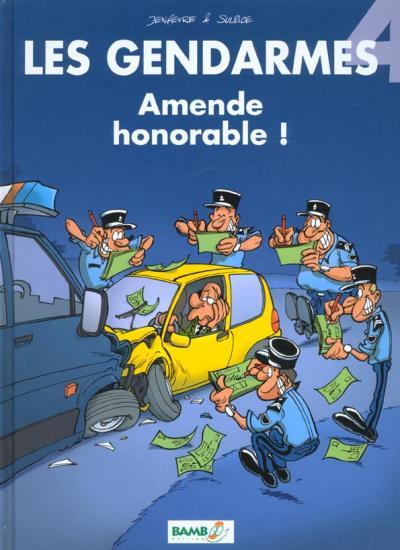 Les gendarmes Tome 4