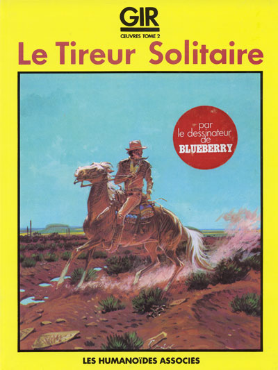 Gir Tome 2 Le Tireur solitaire