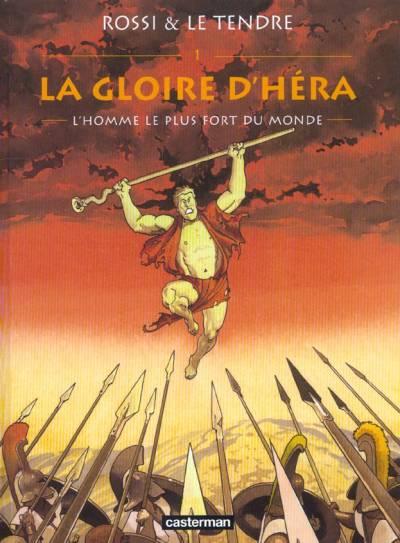 La gloire d'Héra - 2 tomes
