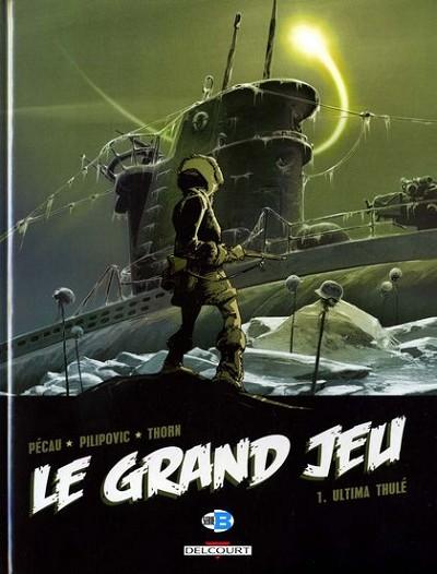 Le grand jeu (Uchronie) - Intégrale 6 tomes