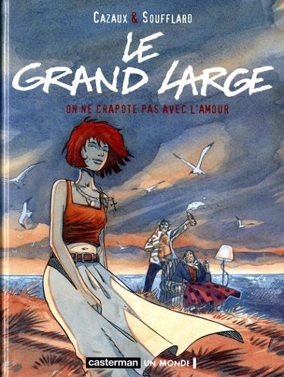 Le grand large Tome 02 [Multi]