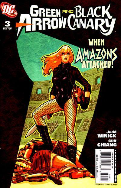 Green Arrow Black Canary Tome 03 Conclusion French