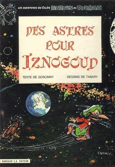 Couverture de Iznogoud -5- Des astres pour Iznogoud