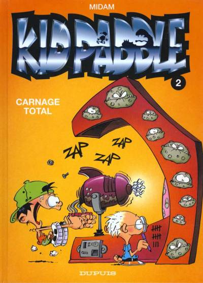 KID-PADDLE Tome 02