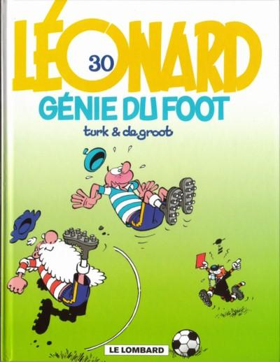LEONARD GENIE Tome 30