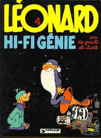 LEONARD GENIE Tome 04