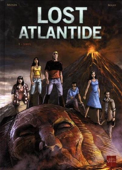 Lost Atlantide Tome 1