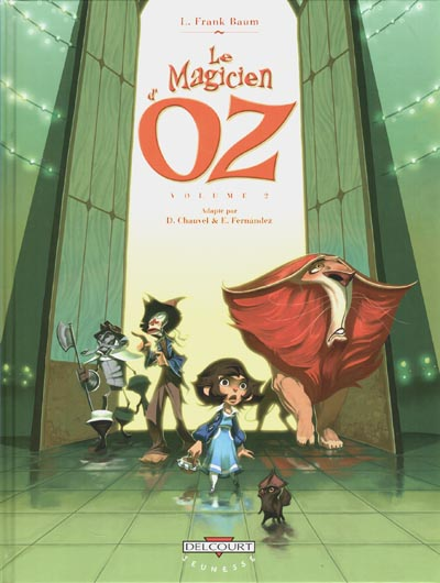 Le Magicien d'Oz Tome 02 [Multi]