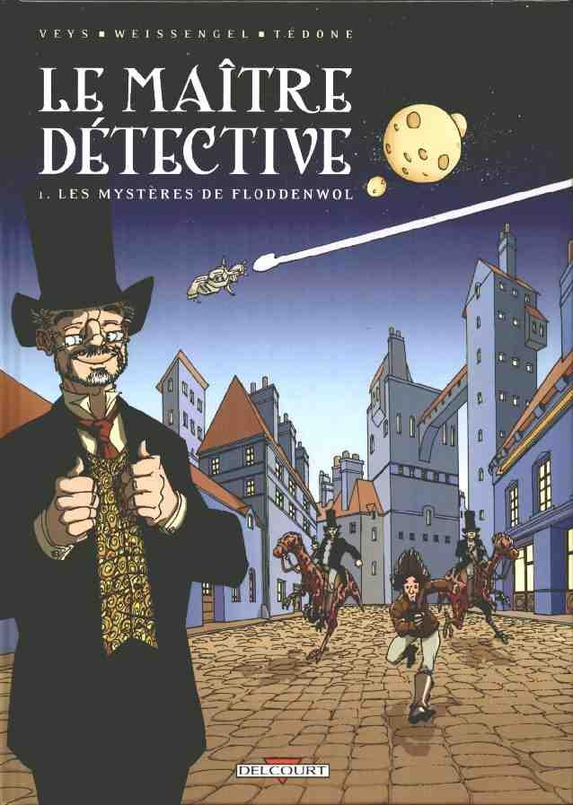 Le Maitre Detective One Shot