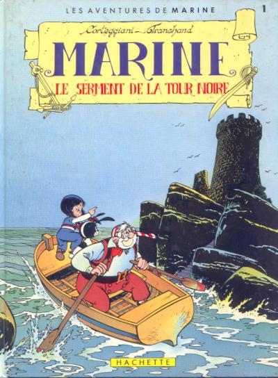 Marine Tome 01