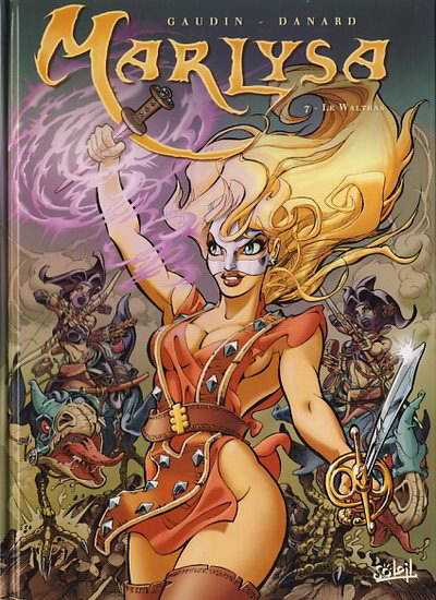 european classic comic download marlysa