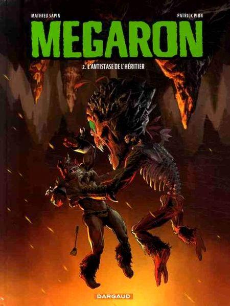 Megaron Tome 02