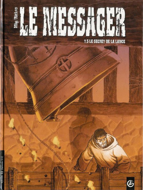 Le messager Tome 05