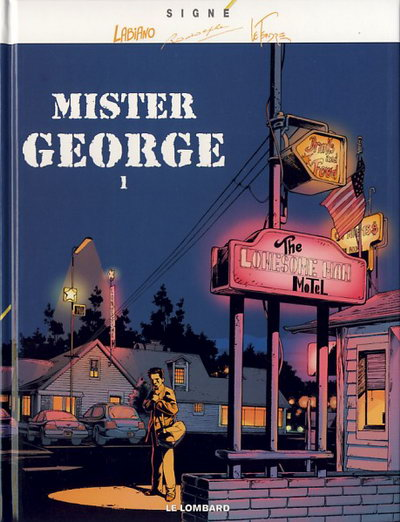 Mister Georges Tome 01