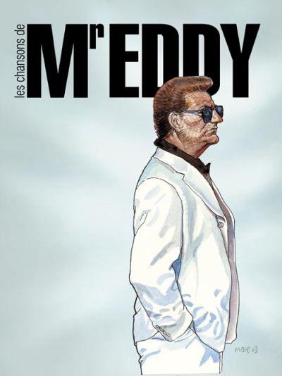Les chansons de Mr Eddy