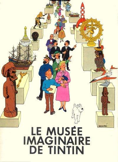 Musée Imaginaire de Tintin