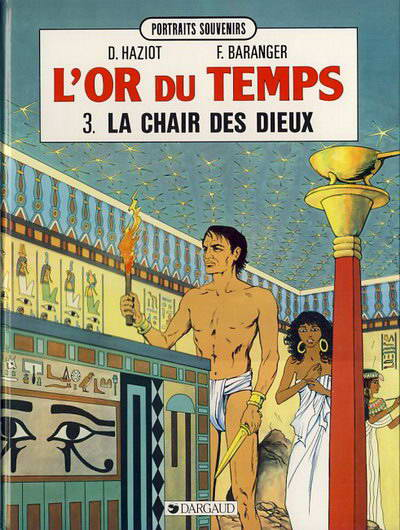 L'or du temps tome 3