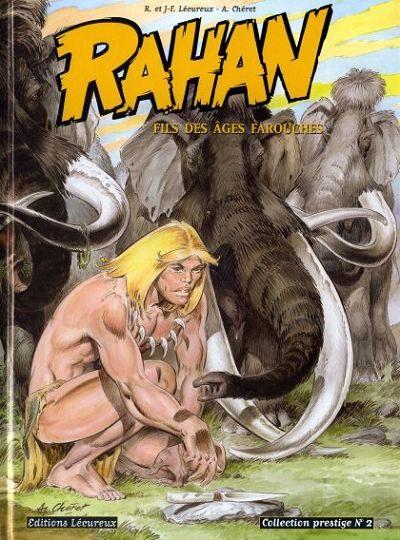 couverture de rahan 11e srie lcureux tl2 les fils de rahan - Le Mariage De Rahan