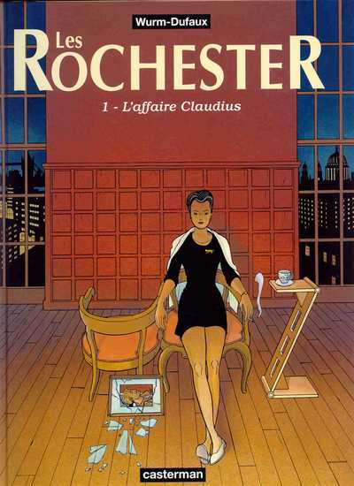 Les Rochester - Intégrale 6 Tomes - PDF