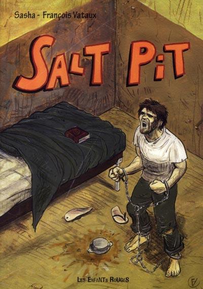 Couverture de Salt pit