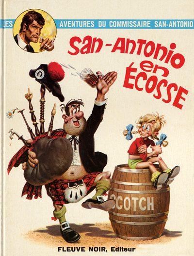 San Antonio 2 Tomes