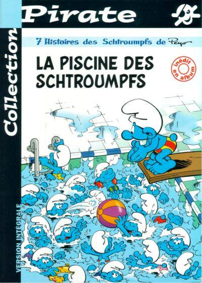 Collection Pirate - La piscine des schtroumpfs