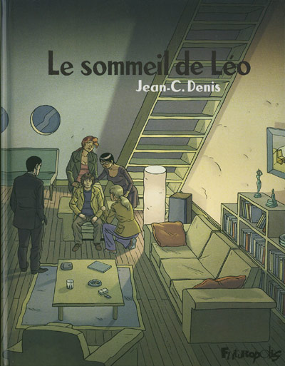 Le Sommeil de Léo One shot CBR