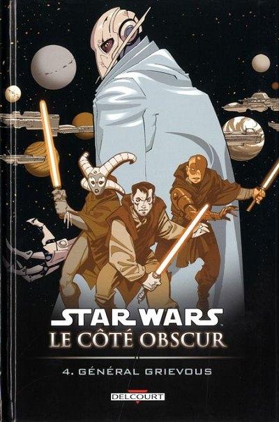 Star wars le c t obscur 4 g n ral grievous for Dans un miroir obscur