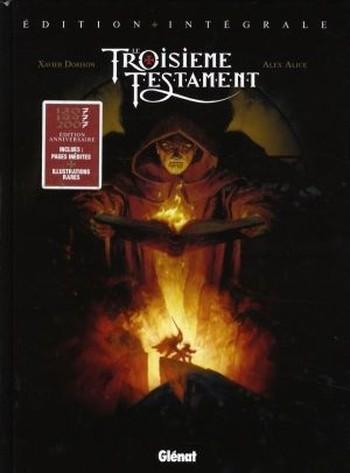 Le Troisième Testament - BD - L'integrale 4 albums