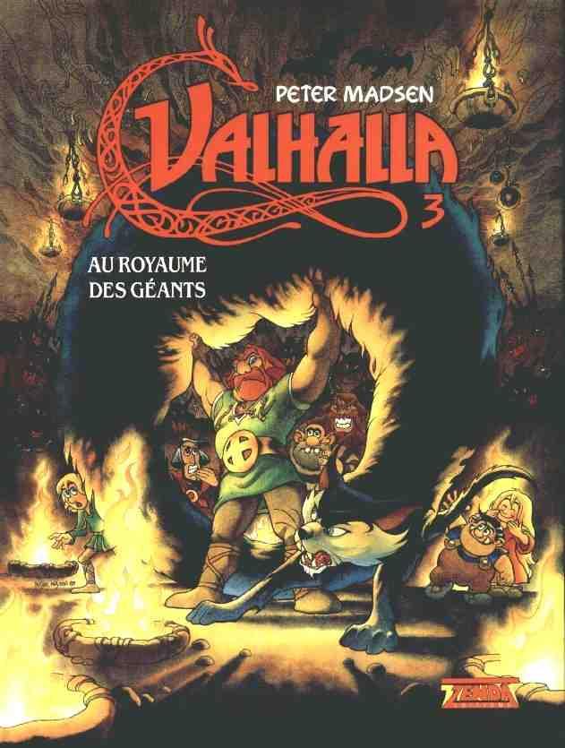 Valhalla Intégrale 3 tomes