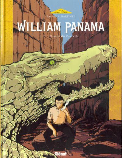 William panama Tome 02