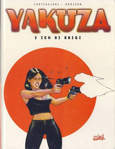 Yakusa Tome 03
