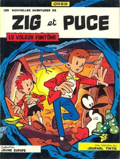 Les nouvelles aventures Zig et Puce Tome 01