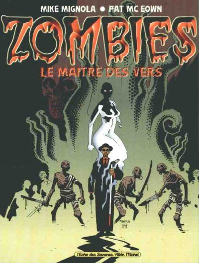 Zombies Le maitre des vers One shot