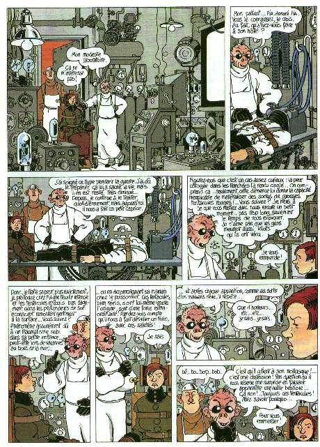 Ad��le Blanc-Sec (Les Aventures Extraordinaires d) - BD.