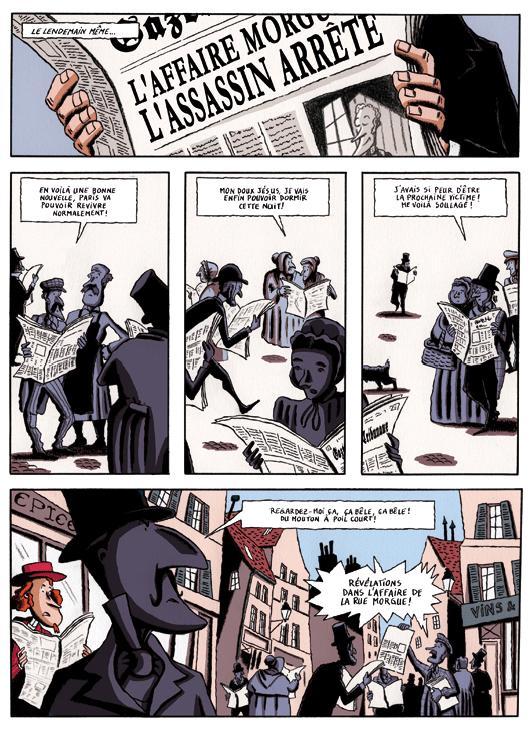 Le roman policier Editions Larousse