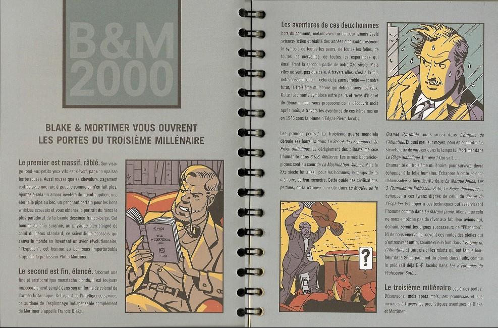 Blake et mortimer divers bd informations cotes page 2 - Blake et mortimer la porte du druide ...
