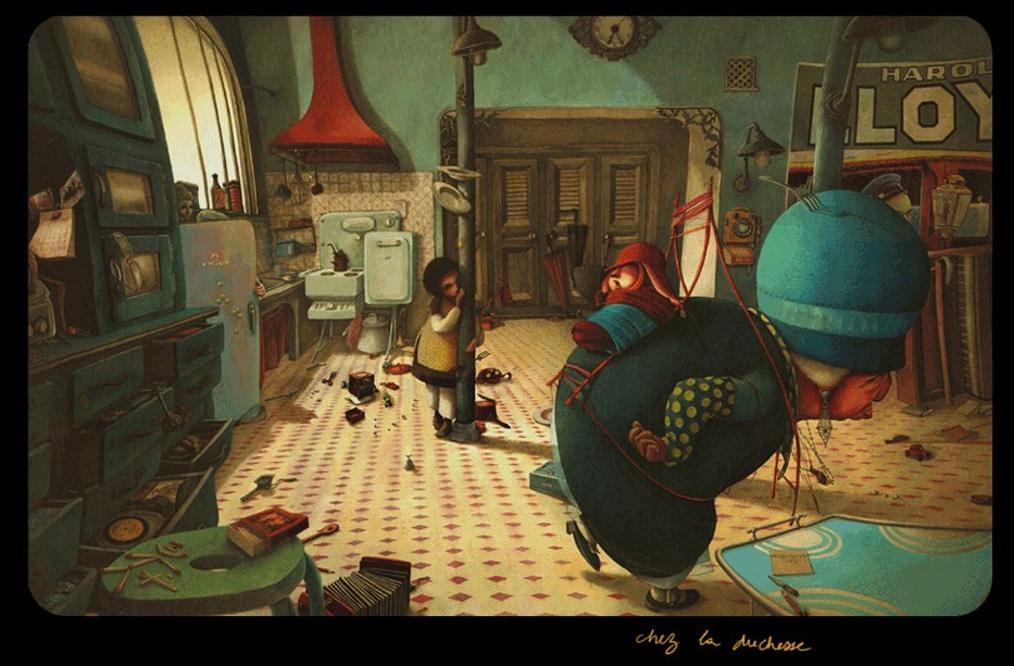 http://www.bedetheque.com/BD-Alice-au-pays-des-merveilles-Dautremer-Alice-au-pays-des-merveilles-131069.html
