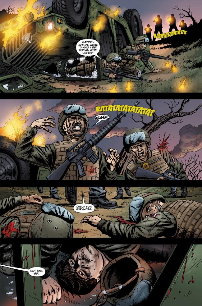 Jericho season 3 civil war