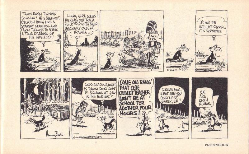 Footrot Flats #11 1986