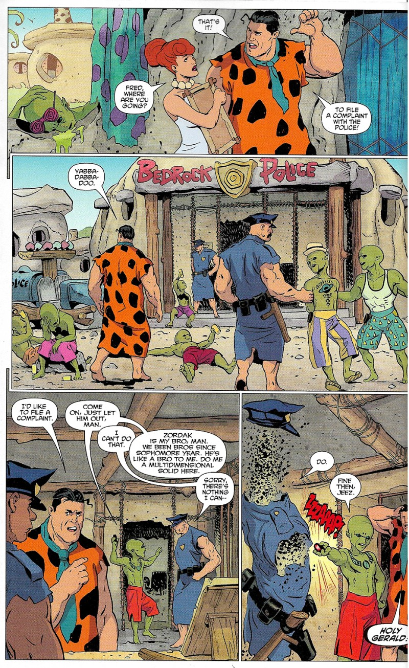 the flintstones comic book pdf