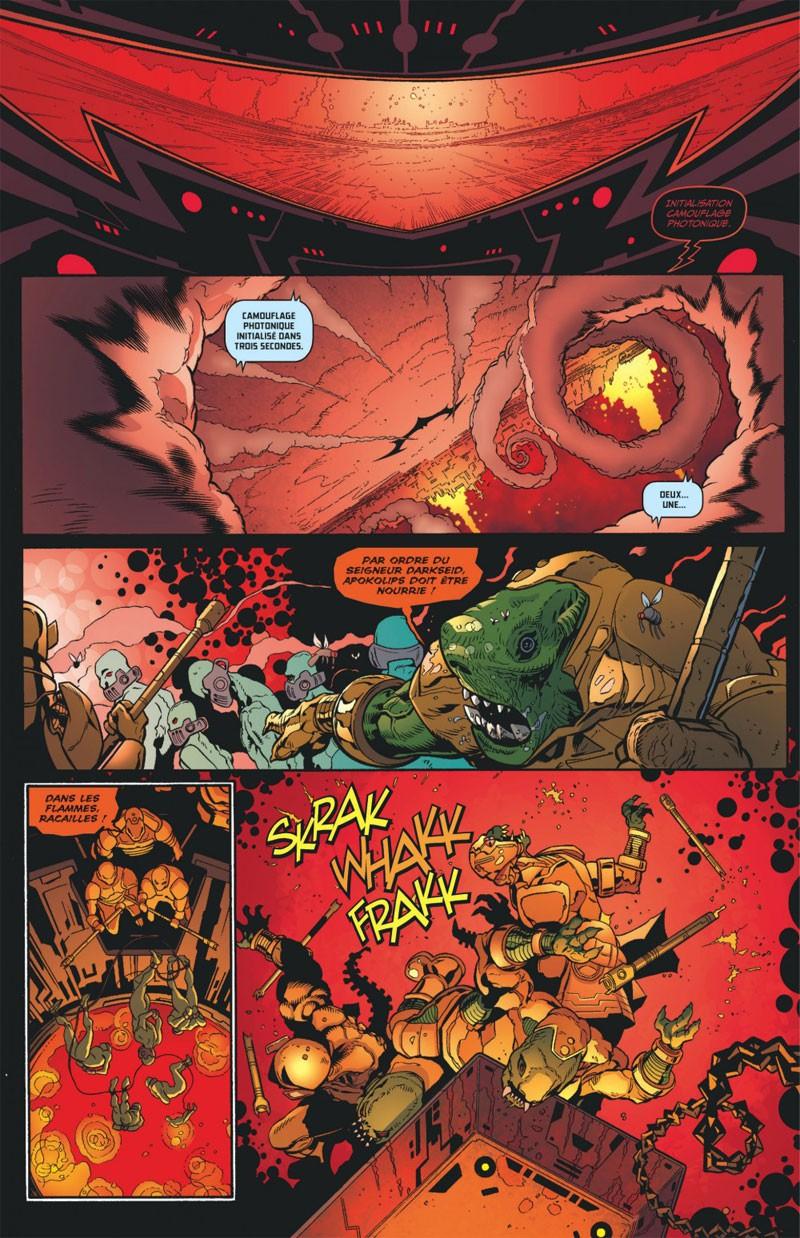 Batman robin 7 le retour de robin - Image de batman et robin ...