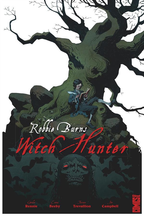 Robbie Burns Witch Hunter One shot PDF