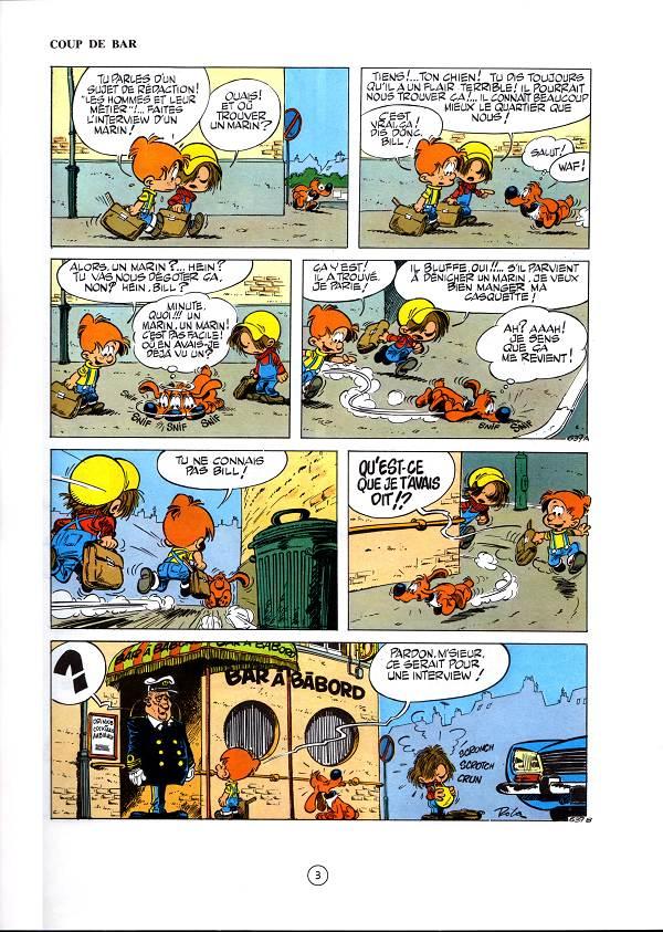 Boule et bill 11 jeux de bill - Jeux de bouee ...