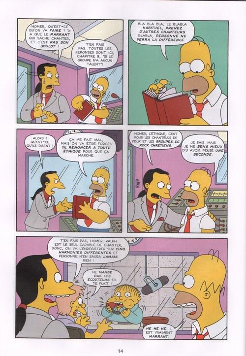 Les simpson jungle bd informations cotes - Les simpson tout nu ...
