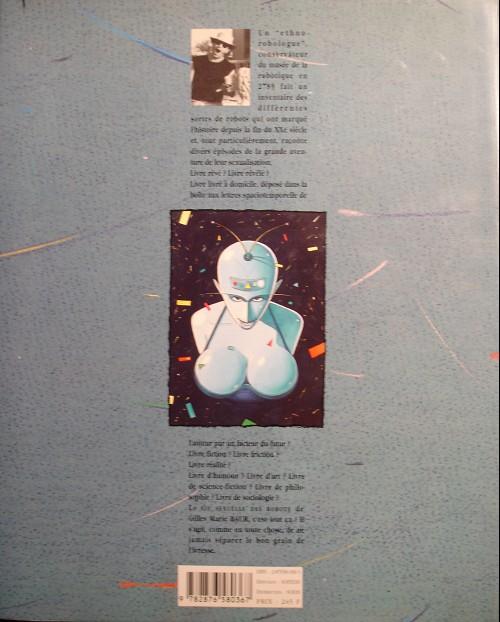 La vie sexuelle des robots